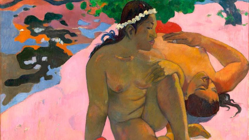 '¿Qué, estás celosa?', de Paul Gauguin.