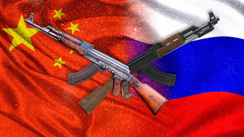 China vs Russia: whose AKs are better? - Russia Beyond