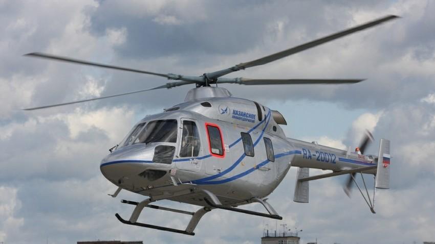 "Вишенаменски хеликоптер ""Ансат""."