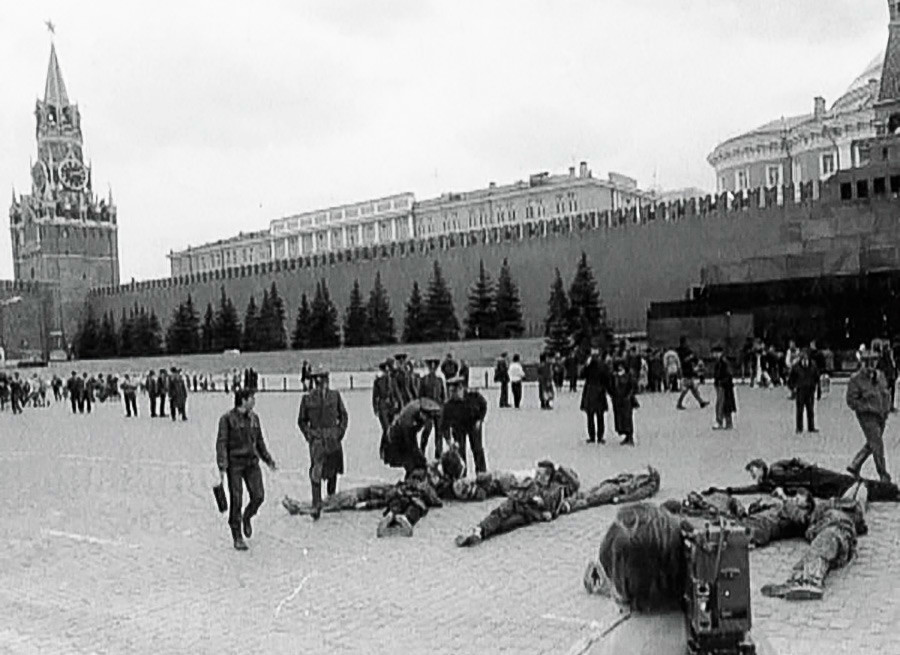1991, Anatoly Osmolovsky