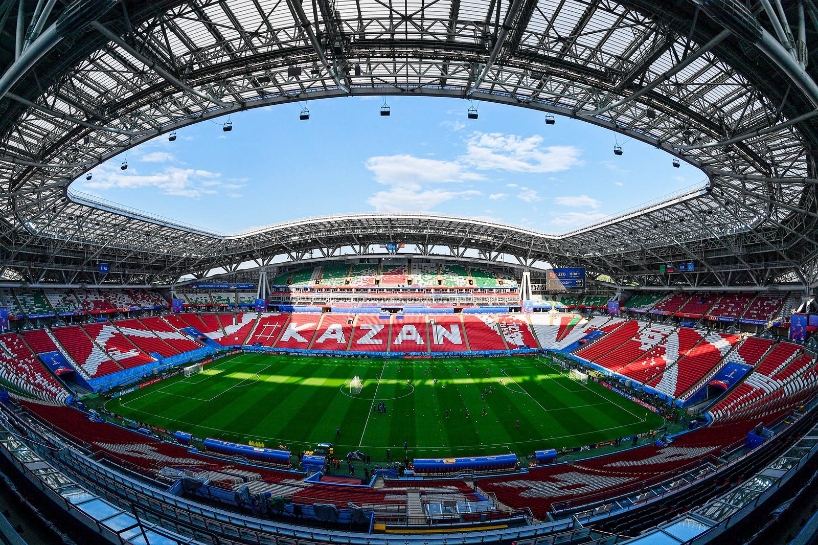 Картинки стадиона казань