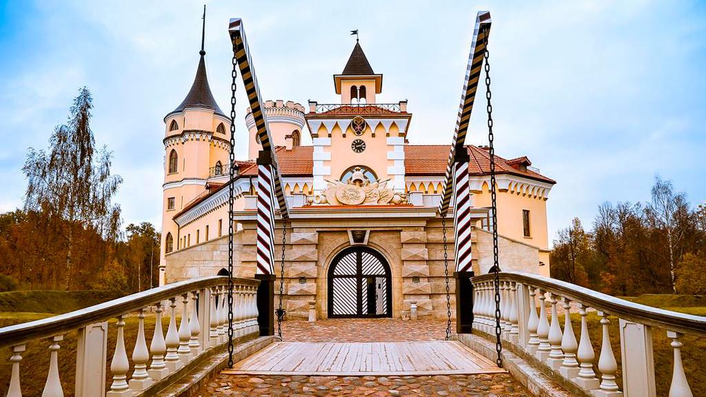 I dieci hotel più insoliti e particolari della Russia ...
