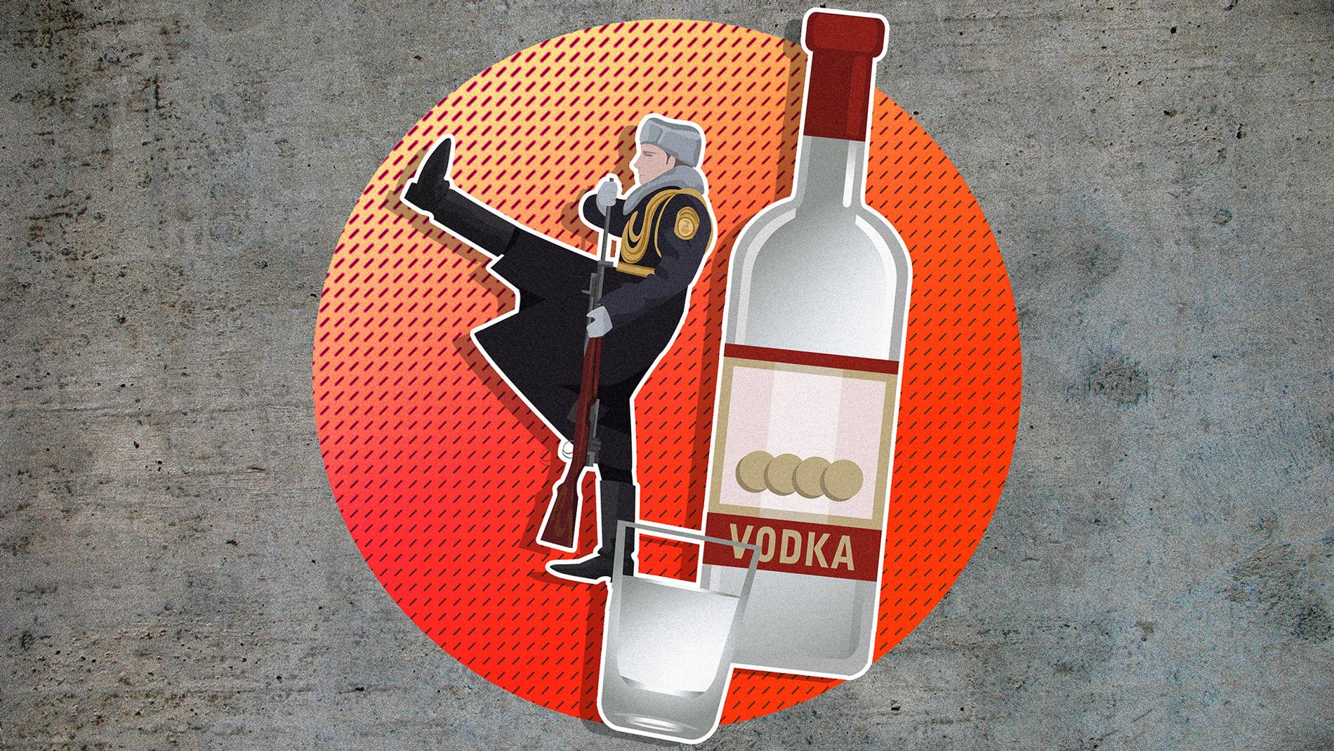Kenapa Orang Rusia Lebih Memilih Vodka Daripada Minuman Beralkohol
