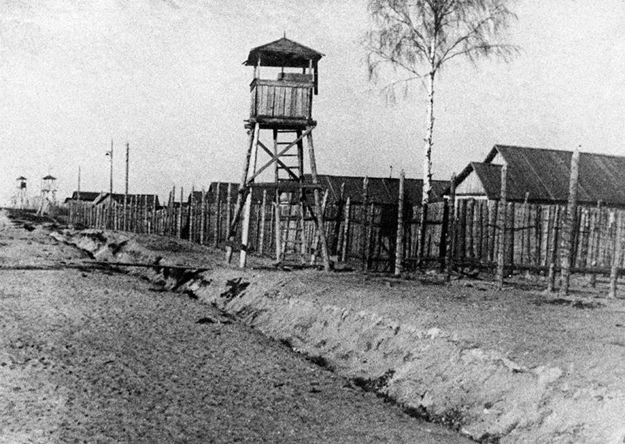 Arbeitslager in Kolyma