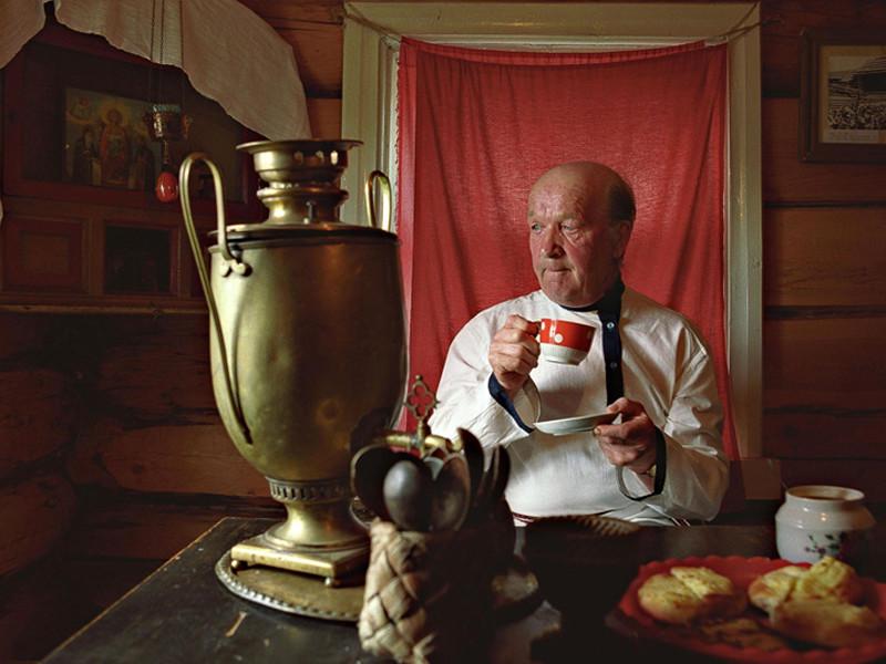 Рјурик Лонин, жител на Шелтозер, Вепс.