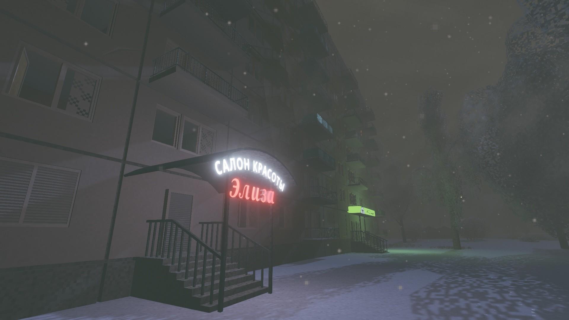 Capture d'écran du jeu It's Winter