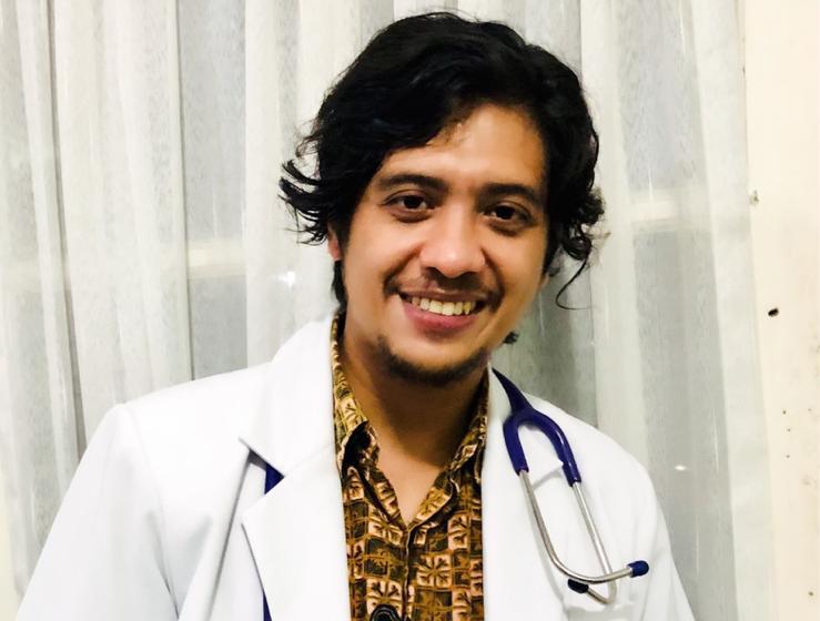 Ahmad Sulaiman Alwahdy, M.D.