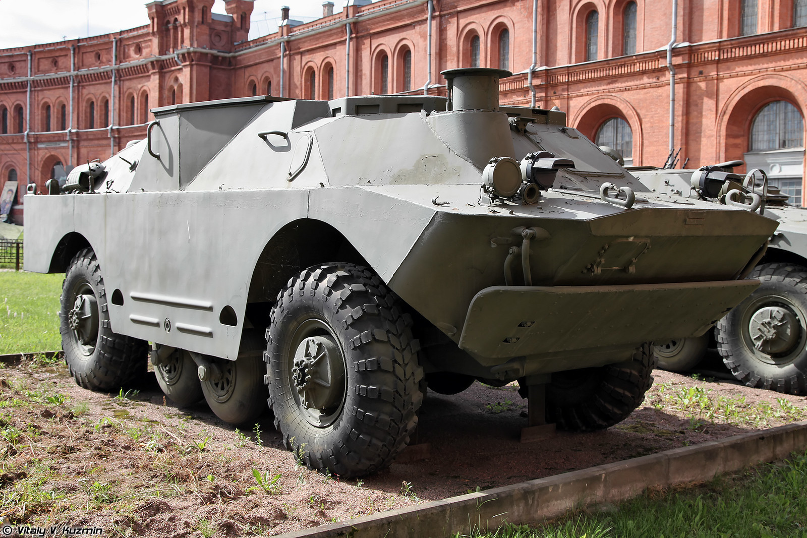 Sistema antitanque 9P133 Maliutka.