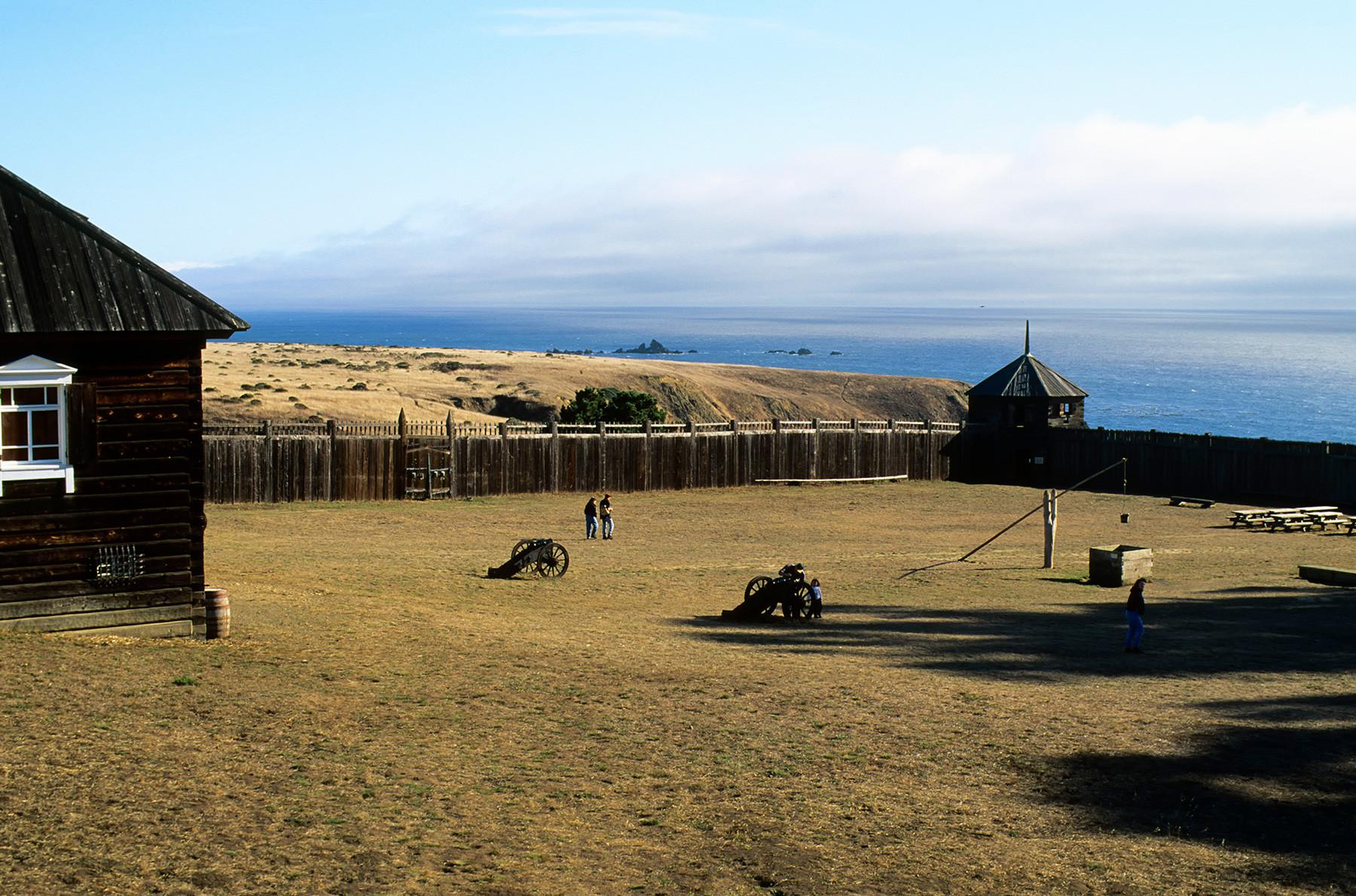 1995/01/01: САЩ, Северна Калифорния, Държавен исторически парк