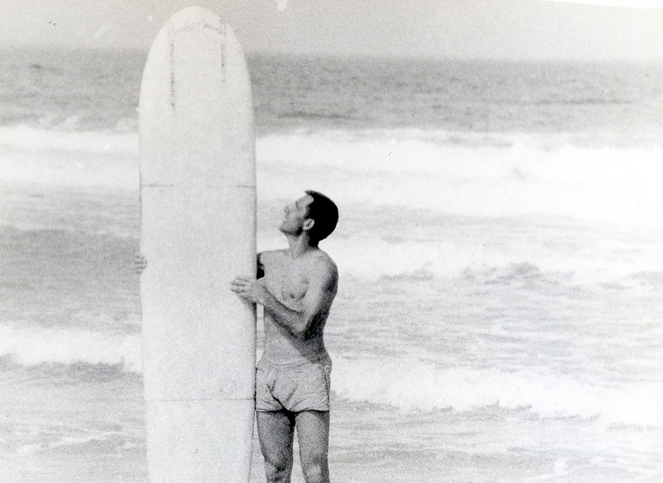 Cape Tarkhankut, Crimea (1966)