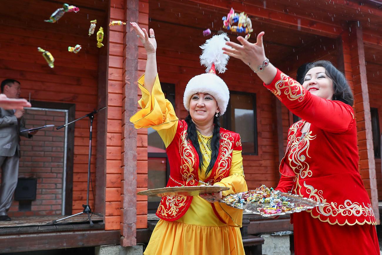 Прослава Новруза у Сочију, Русија.