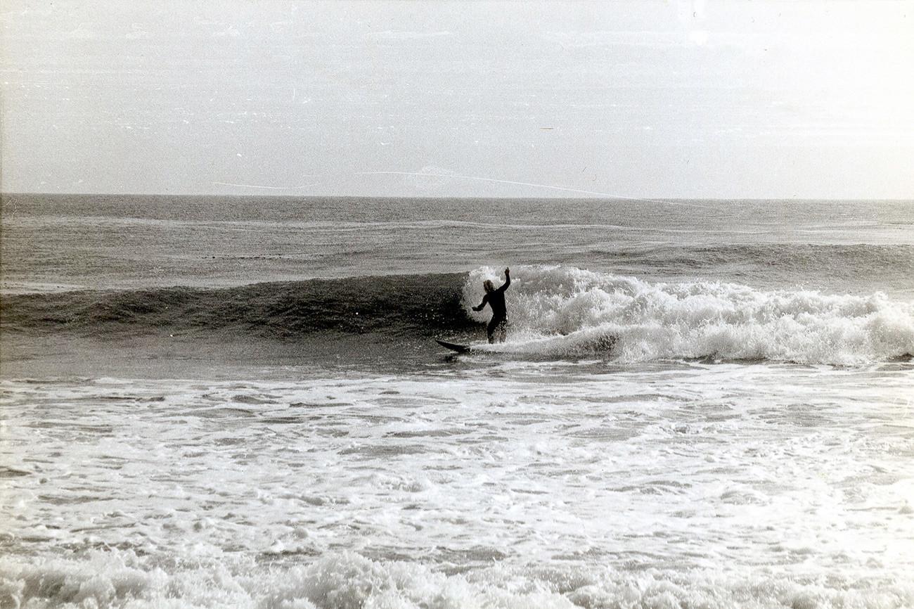 Cerca de San Francisco, 1970.