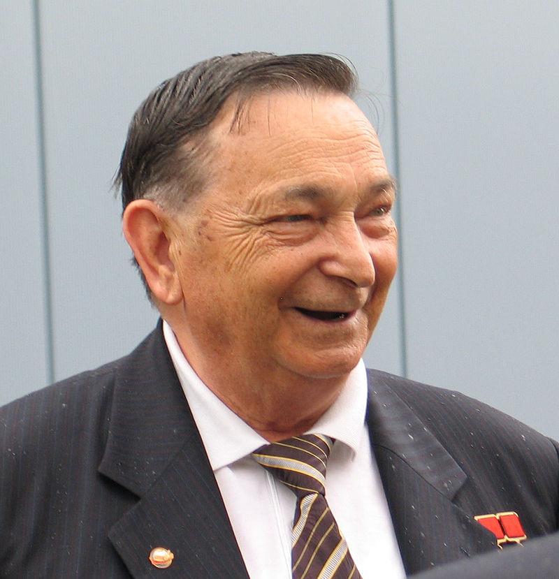 Valerij Bikovski leta 2008