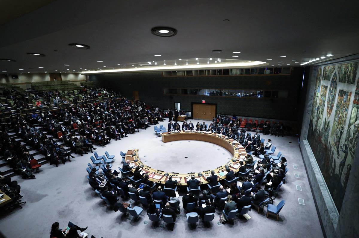 Советот за безбедност на ООН