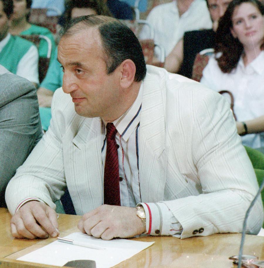オタリ・クヴァントリシヴィリ