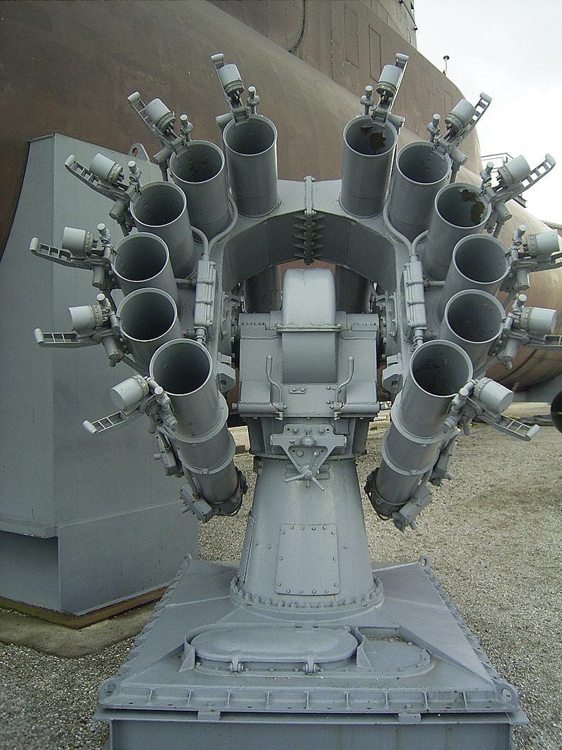 Bombomet RBU-6000