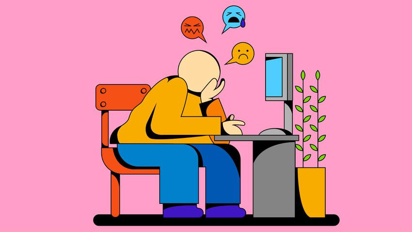 Memiliki pekerjaan bukan berarti bebas dari masalah finansial, terutama di Rusia.