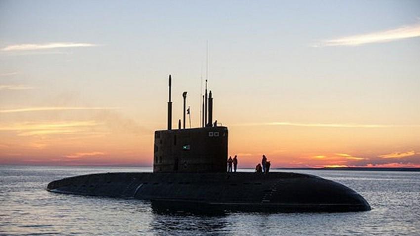 """""""Краснодар"""" – подморница Црноморске флоте"""