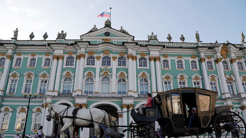 El Hermitage entra en el top 10 de los museos más visitados del ...