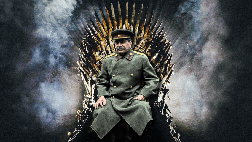If Joseph Stalin somehow ended up in the Game of Thrones world, we know, who would have taken the Iron Throne.