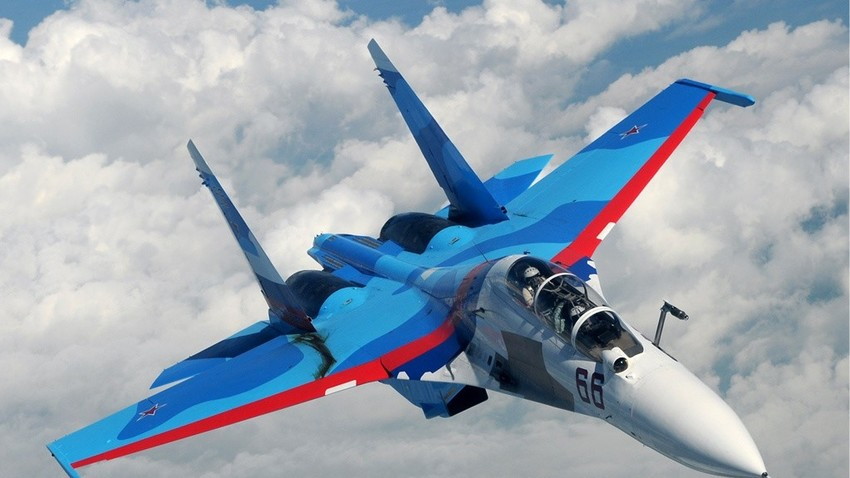 Suhoj Su-30