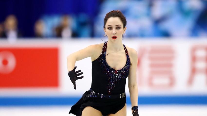エリザべータ・トゥクタミシェワ選手