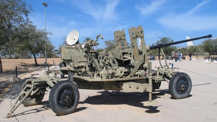 Sovjetski top S-60