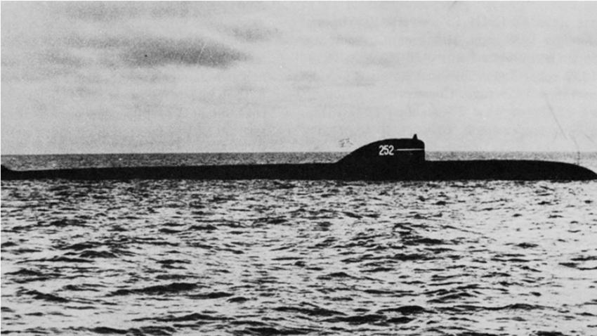 Podmornica projekta Kit
