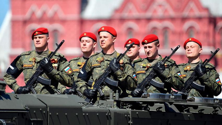 Pejabat Angkatan Darat AS Ramalkan Militer Rusia Capai Puncak dalam Kurang 10 Tahun