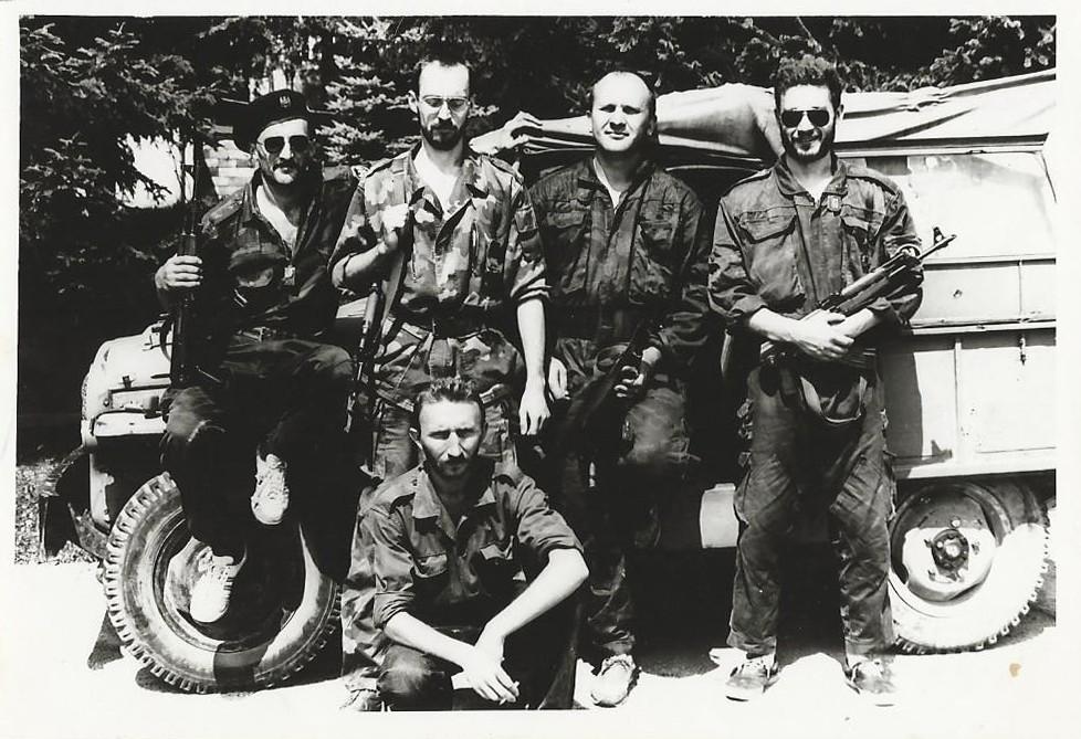 Поред Сарајева, лето '94