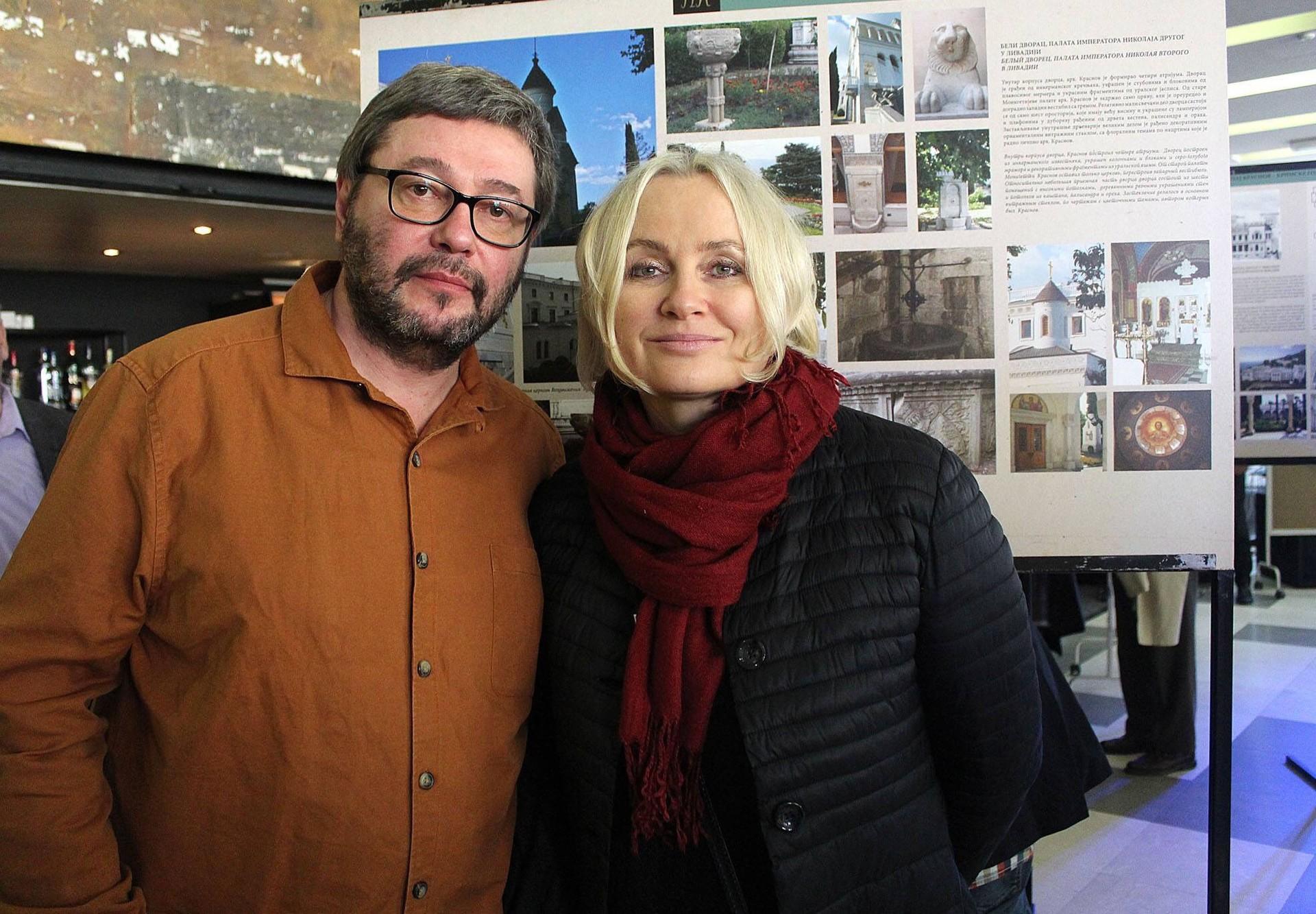Алексеј Бурикин и Јелена Громова