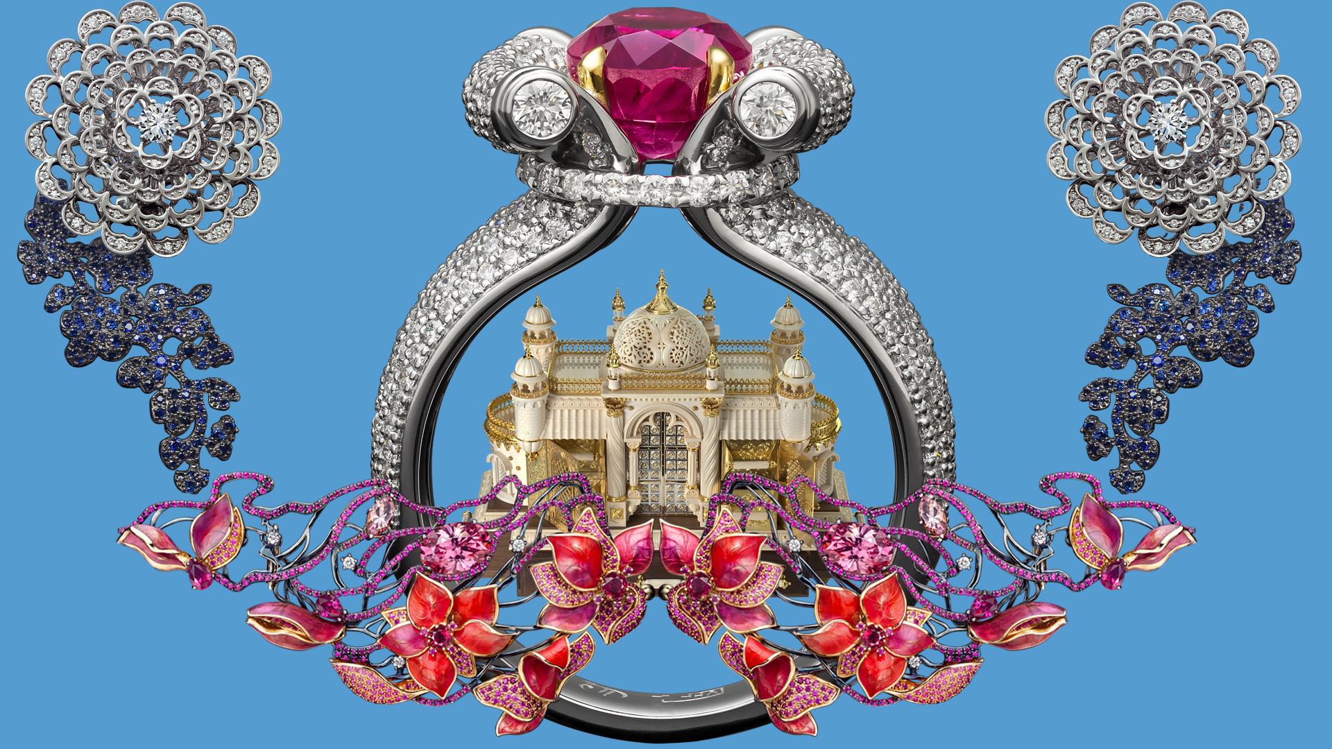 7 New Luxury Russian Jewelry Brands