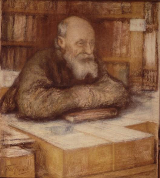 Leonid Pasternak: Nikolaj Fjodorov