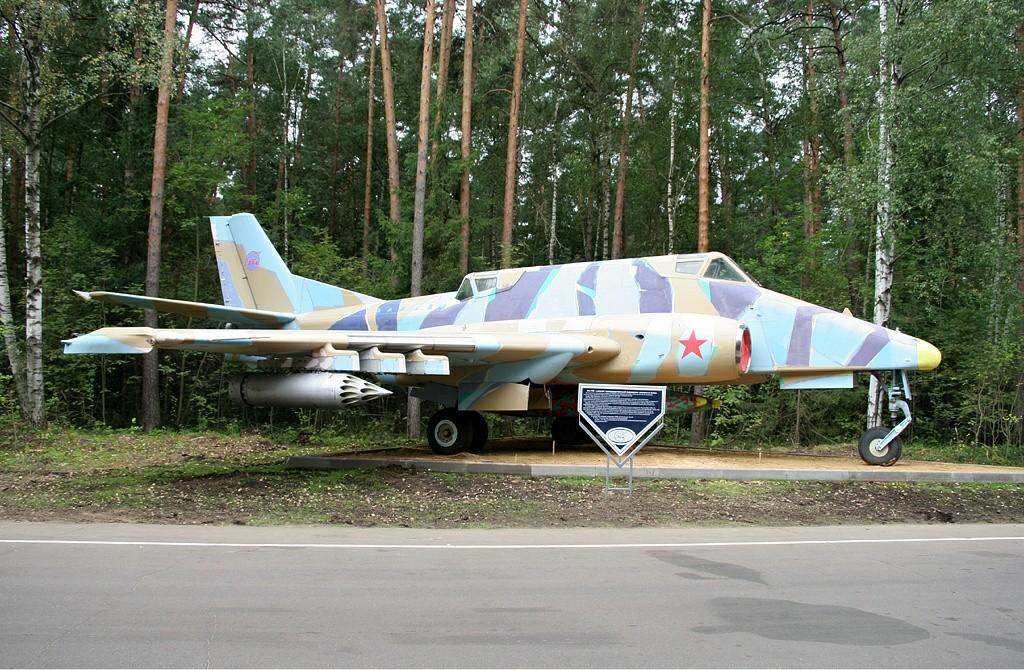 Il-102 en el Instituto de Investigación de Vuelo Grómov.