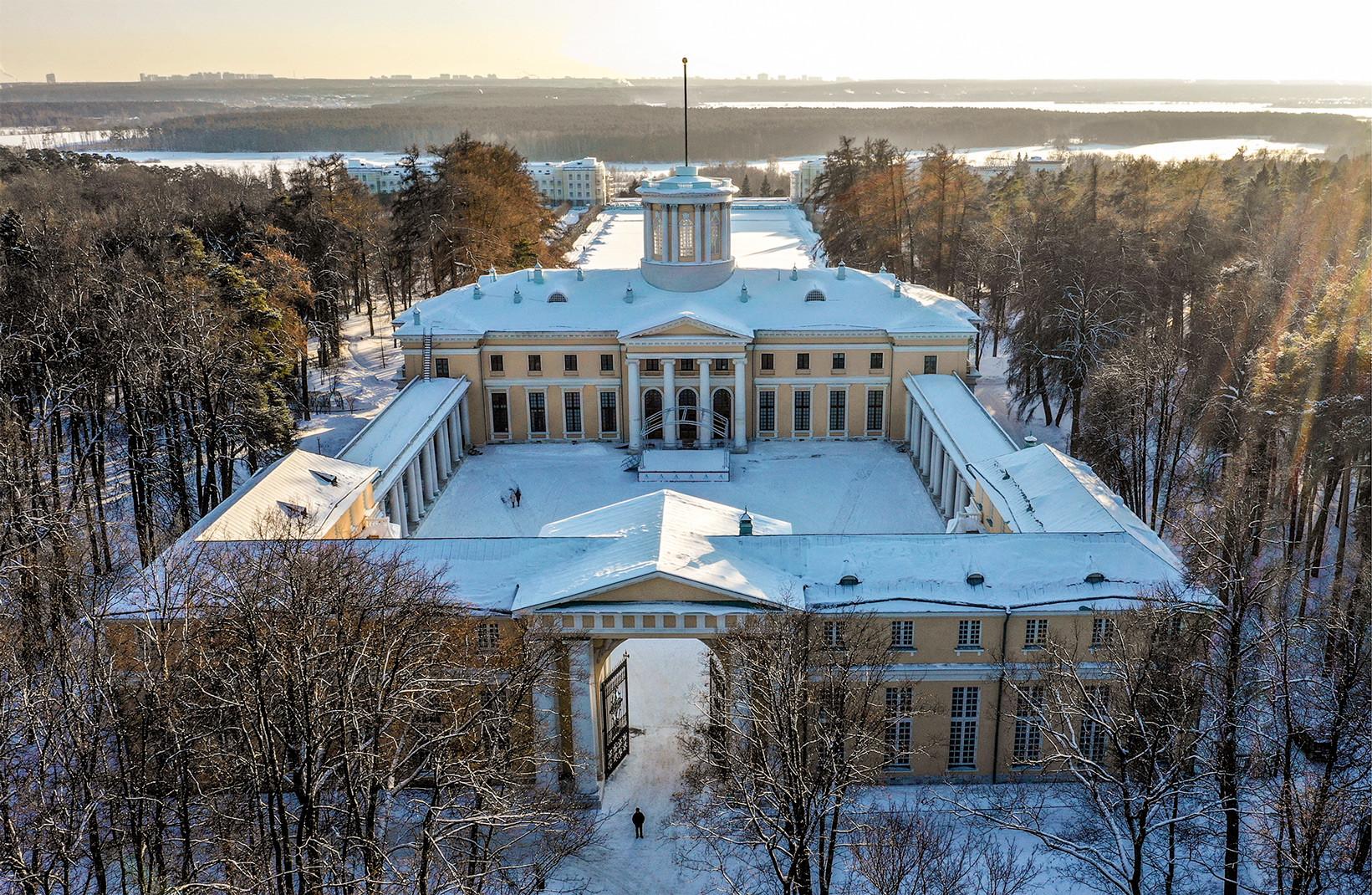 アルハンゲリスコエ邸博物館