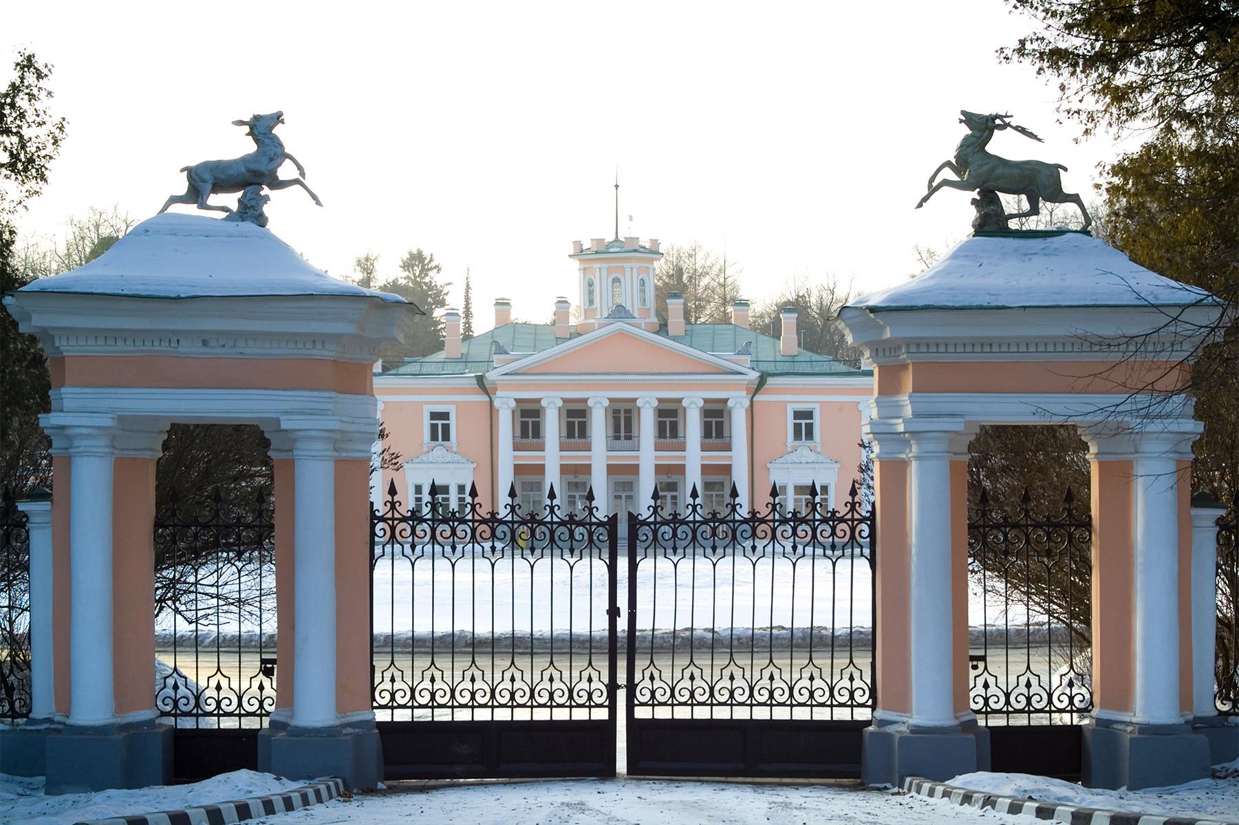 ヴァルーエヴォ邸