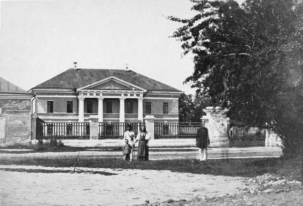 トルジョークの宿泊用宮殿