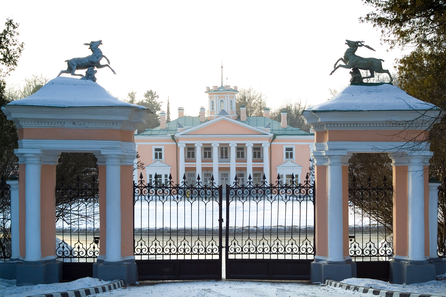 Valuevo estate in Moscow