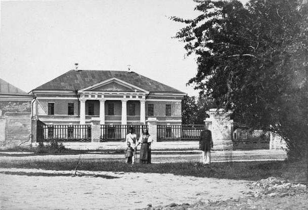 The stopover palace in Torzhok