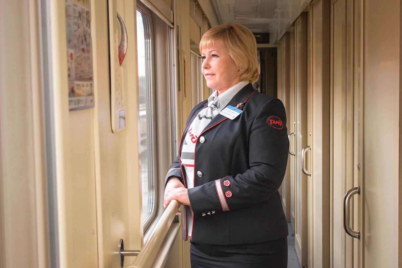Irina Zolotenkova.