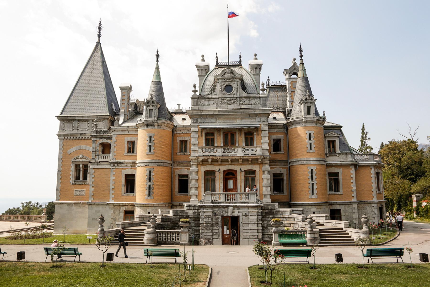 Der Massandra-Palast