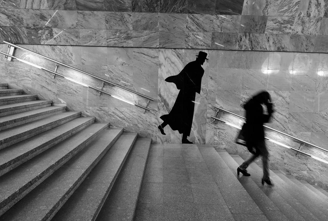 Metro postaja Dostojevskaja, maj 2011