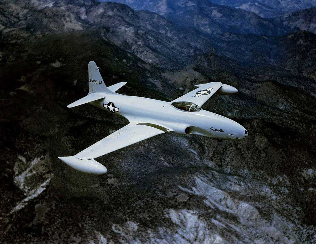F-80 Shooting Star