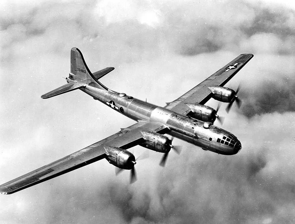 B-29 Stratofortress