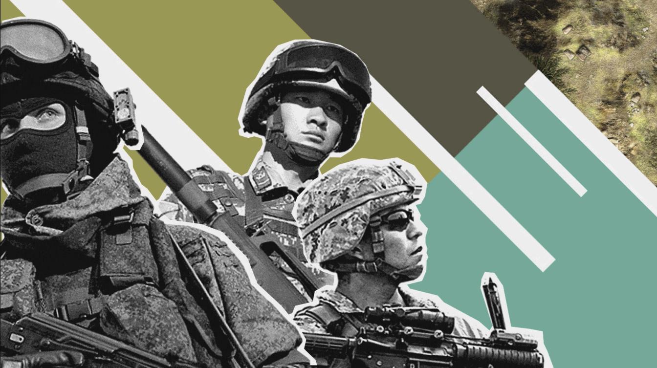 Qual é o melhor exército do mundo? - Russia Beyond BR