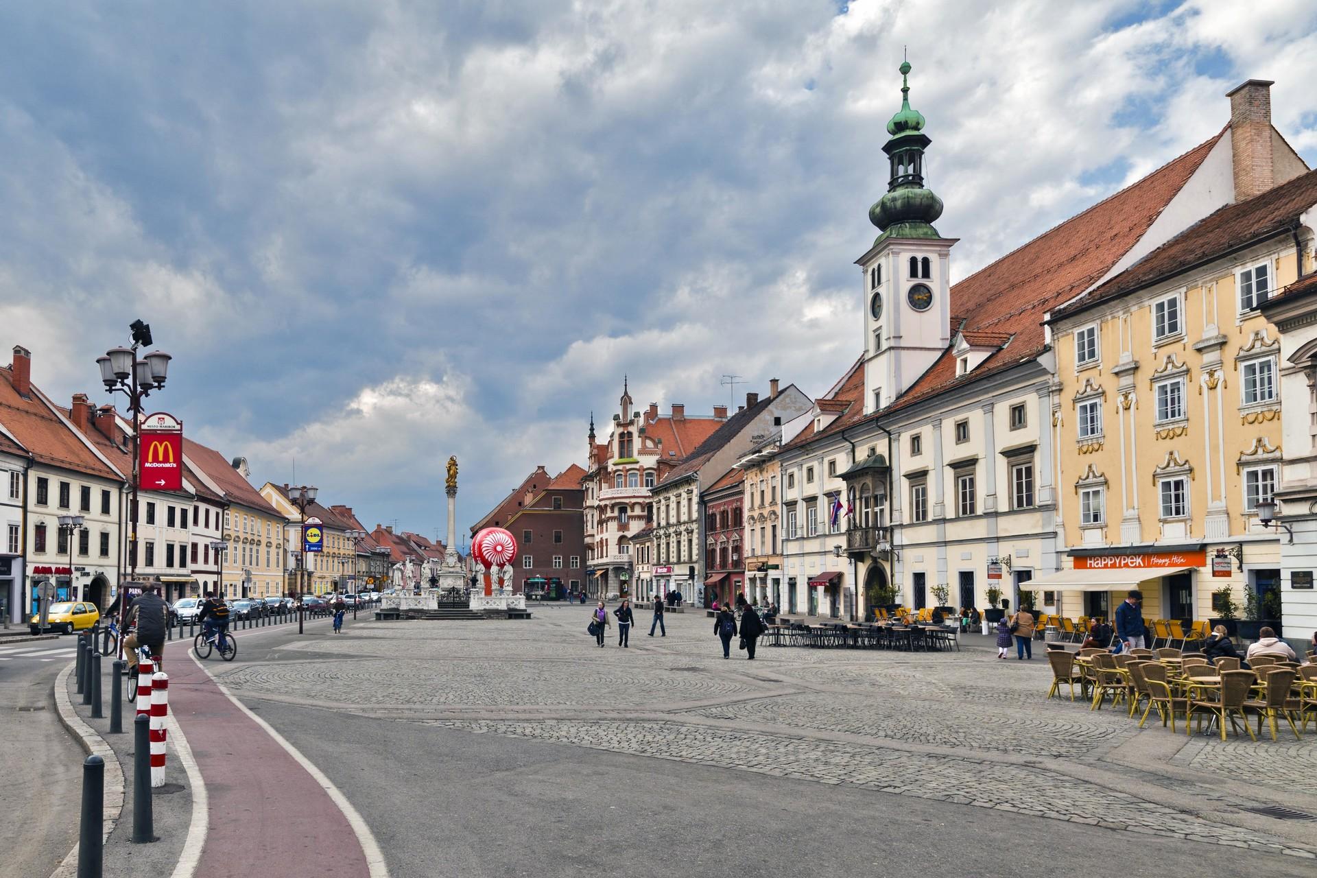 Maribor, mestna hiša