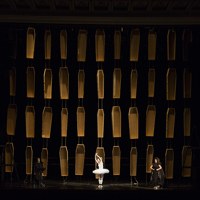 """Un frammento dell'opera """"Nosferatu"""""""