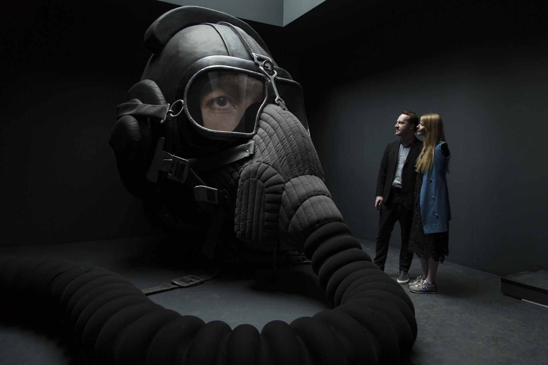 """Il progetto di Irina Nakhova """"Padiglione verde"""" presso il Padiglione della Russia alla Biennale di Venezia"""