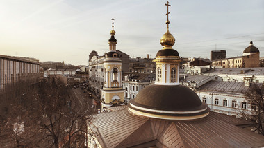 One Instagrammer's fight to save Moscow's heritage