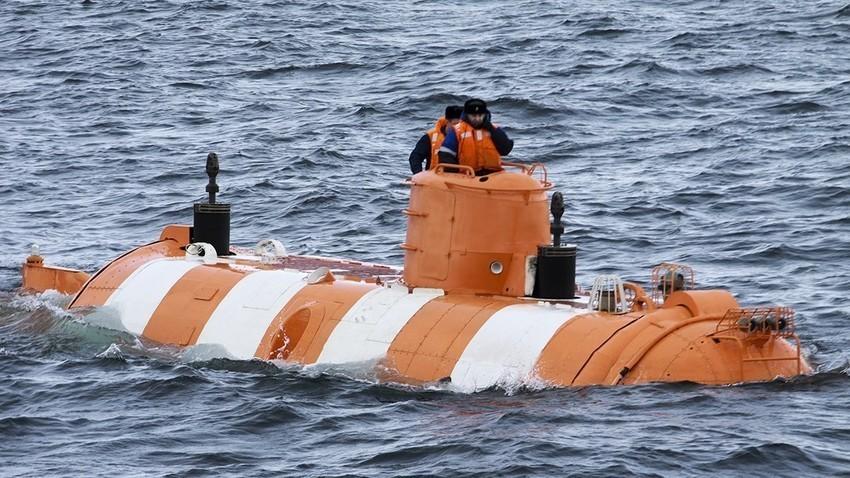 Подводни апарат АС-34.